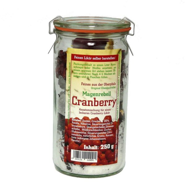 "Magenrebell ""Cranberry"""