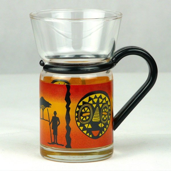 "Teeglas ""Savanne"""